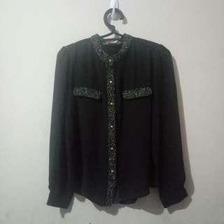 Kivee Chiffon Shirt
