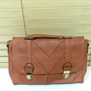 Your Basic Satchel Bag