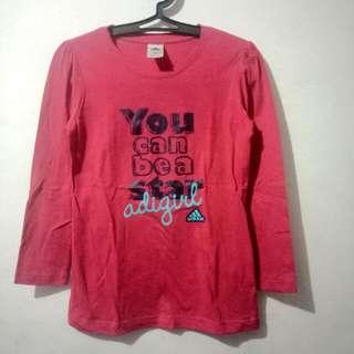 Adidas Girl Long Tshirt