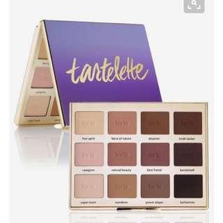 Tartelette Matte Eyeshadow Palette