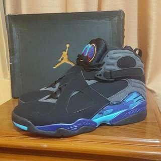 Jordan 8 全新 Us11