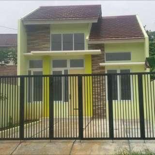Rumah SHM lokasi Jati Asih
