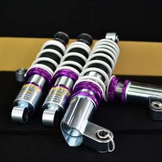 米京新版Hiace200攪牙避震器