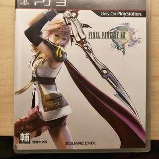 PS3遊戲 太13  戰神3 特攻神諜4