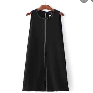 黑色連身裙 Dress #maysale