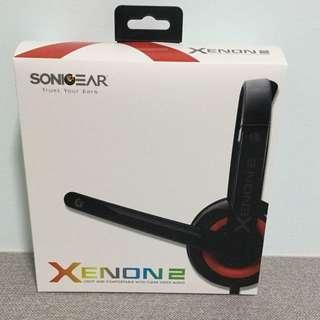SonicGear earphones