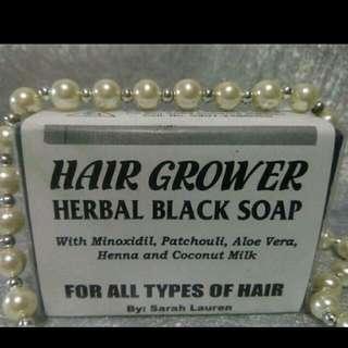 sarah lauren hair grower soap