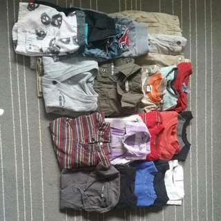 Lot: Boys Clothes -Size 5