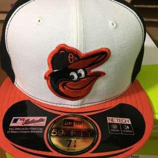 New Era 大聯盟巴爾的摩金鶯隊主場球帽
