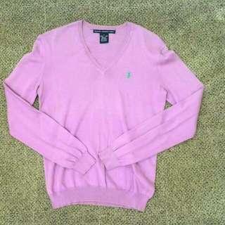 Ralph Lauren 粉紫S號