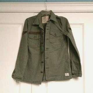 TNA Army Style Jacket