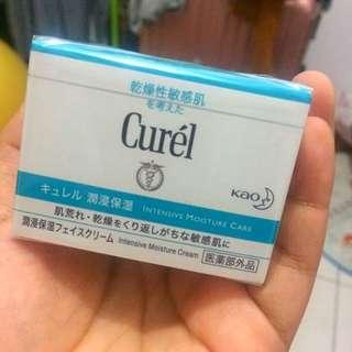 珂潤乳霜40g全新未用Curel