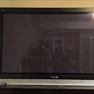 60' Panasonic Flat Screen TV