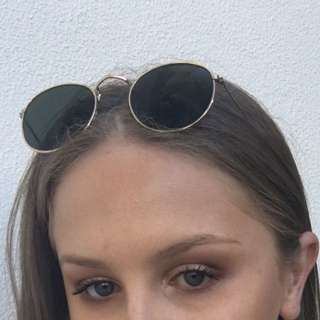 Round generic sunglasses