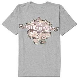 Flight Attendant Shirt