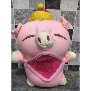 Pig Pink Doll
