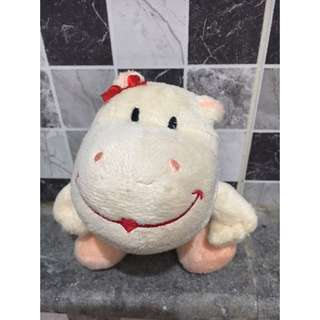 Mini Hippo Doll