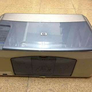 hp psc 1315影印機 列表機 掃描機 三合一