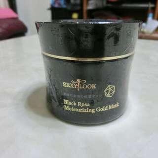 Sexylook黑薔薇黃金保濕凍膜50ml
