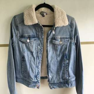 H&M Shearling Jacket