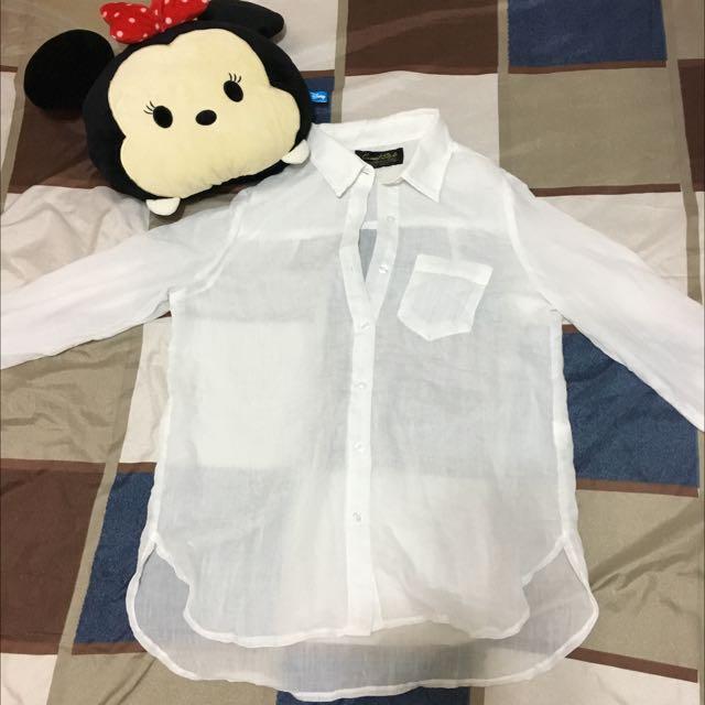 簡約💫版型超讚白襯衫