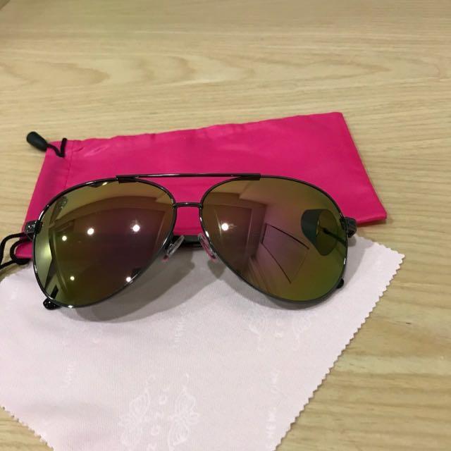 韓風 韓劇 墨鏡 太陽眼鏡 抗UV400 965紅水銀 墾丁 春吶 時尚 雅痞