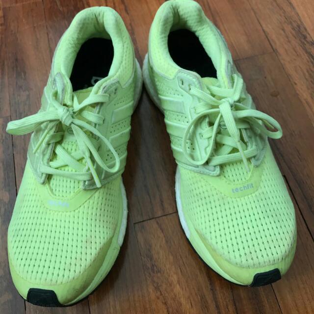 Adidas supernova glide boost running , Sepatu Lari.