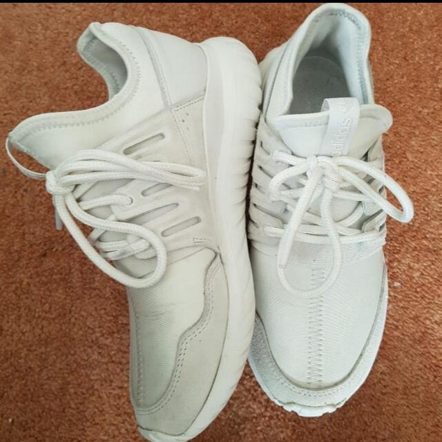 Adidas Tubular Radials White
