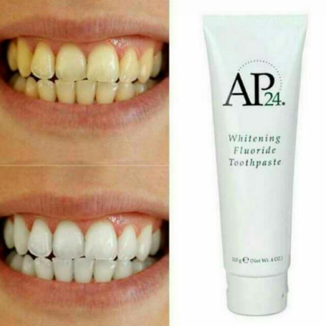 AP24 Whitening Fluoride Toothpaste