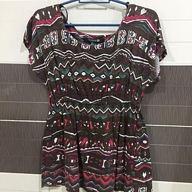 Aztec Shirt Forever 21
