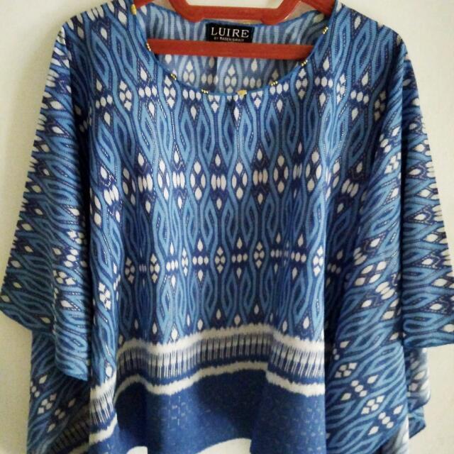 Batik Luire By Raden Sirait