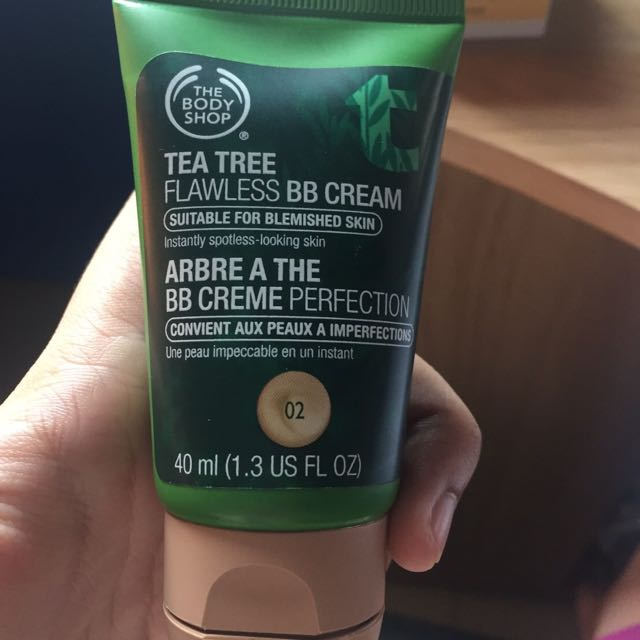 BB Cream The Body Shop