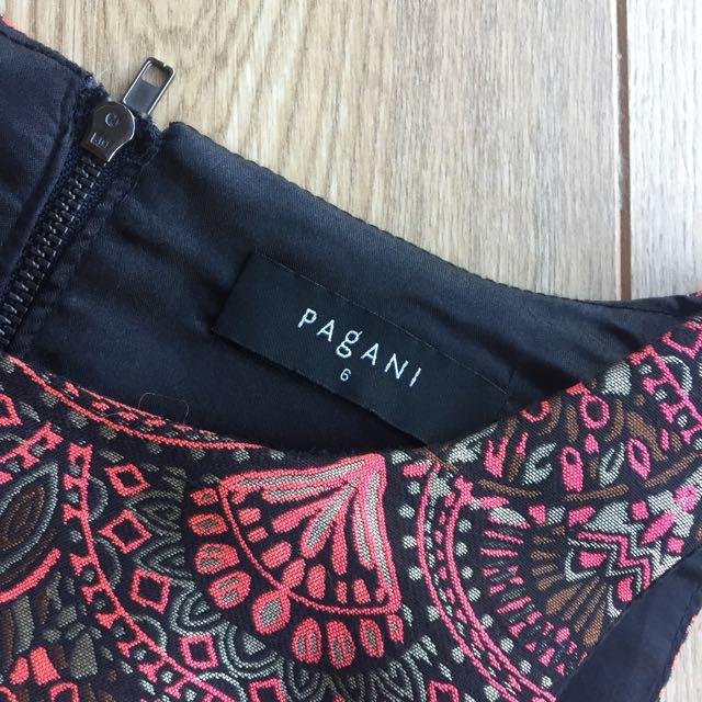 Beautiful Pagani Flare Dress