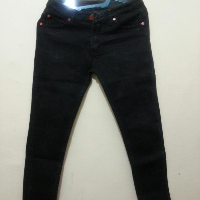 Black Jeans Size 29
