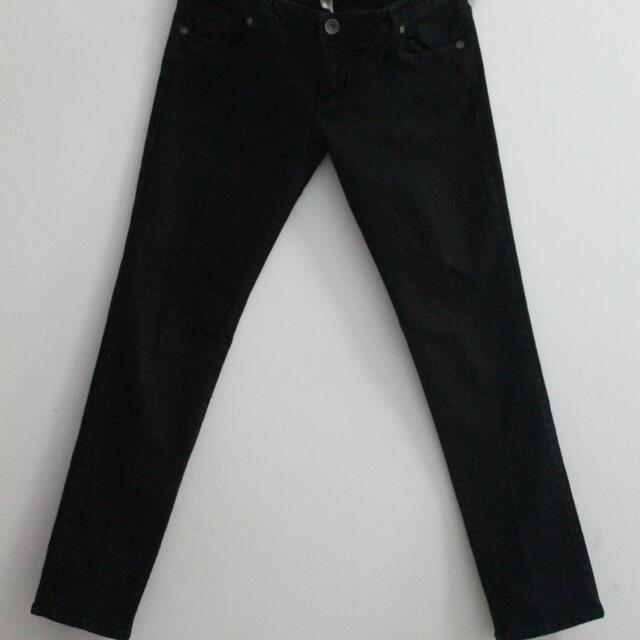Black MNG Jeans