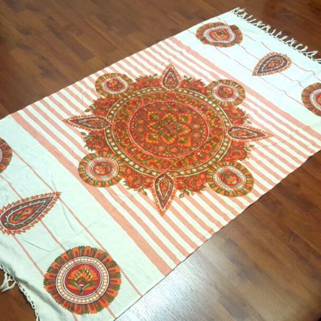 Boho Picnic blankets / throw X 5