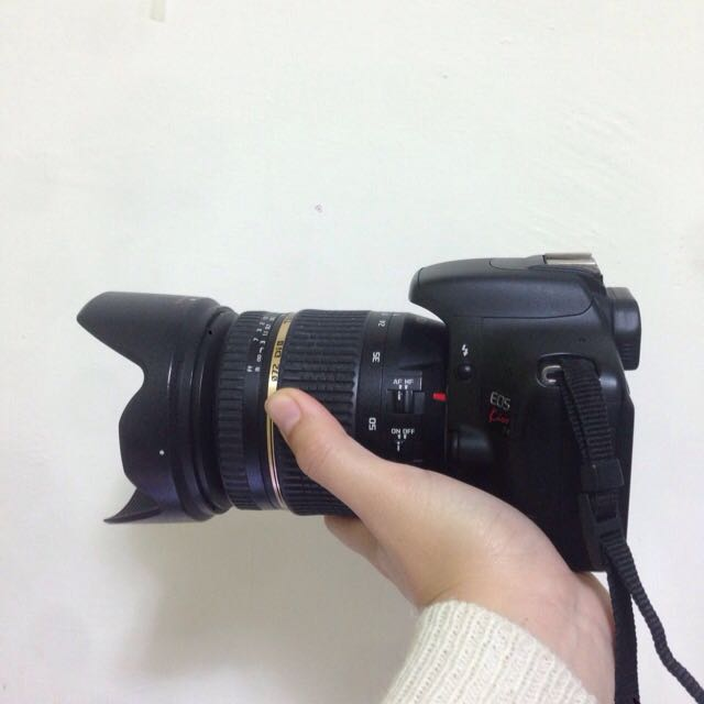 Canon EOS Kiss X4 [T2i / 550D]