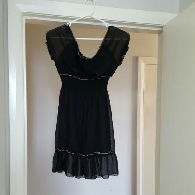 Color Color Black Dress