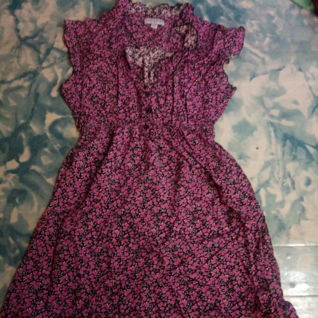 Cotton On Floral Dress - Small