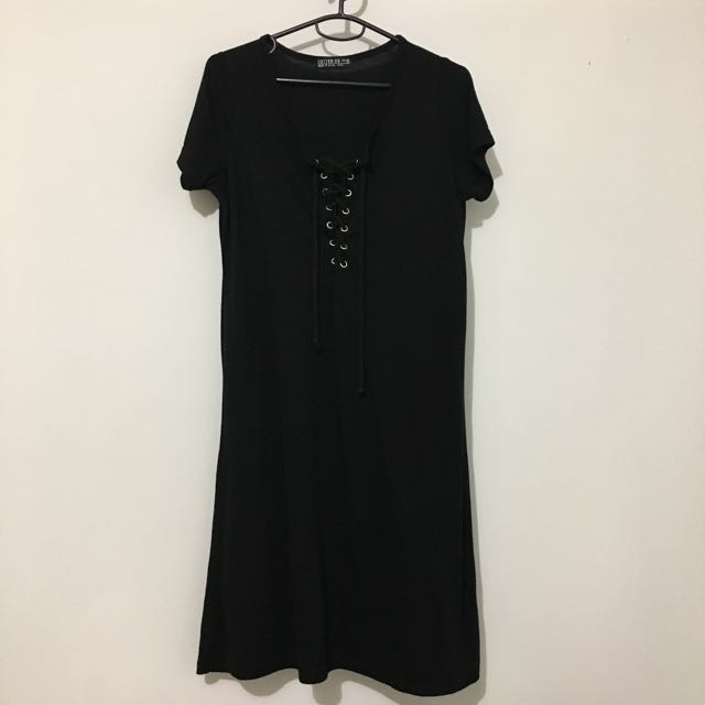 Cotton On Tie-Up Dress