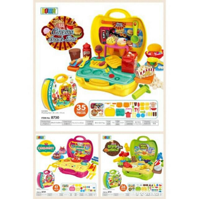 DREAM SUITCASE PLAY SET FOR YOUR KIDS