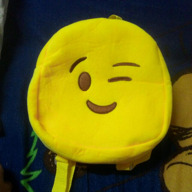 Emoticon Bag