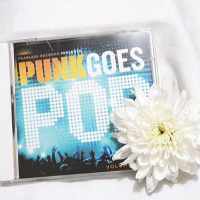 Fearless Record – Punk Goes Pop Vol. 3. (CD)