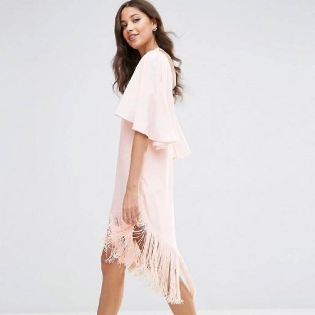 Flapper Fringe Dress