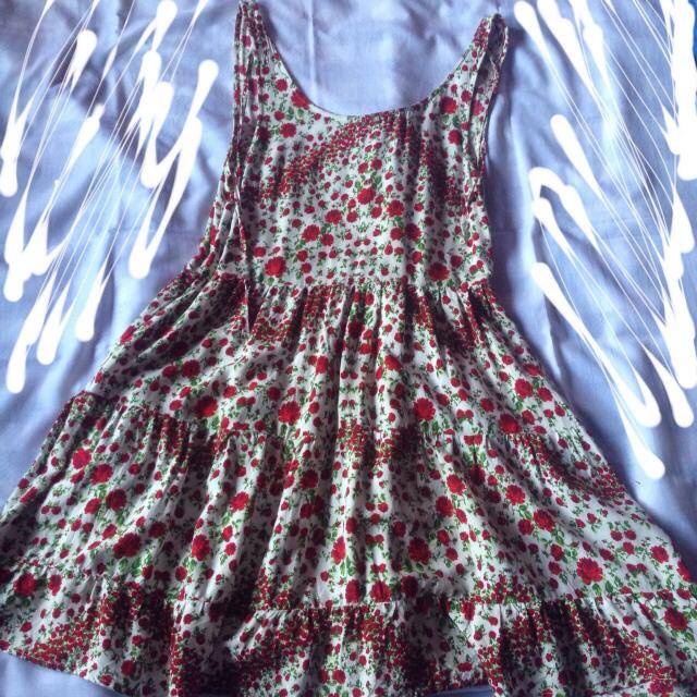 Flower Dress (H&M)