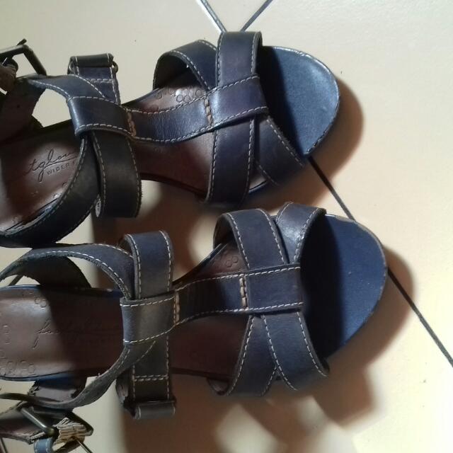 Footglove.sepatu Heel 6 Cm.