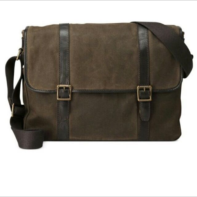 Fossil Messenger Bag (Estate EW City) 816b5f9f64329