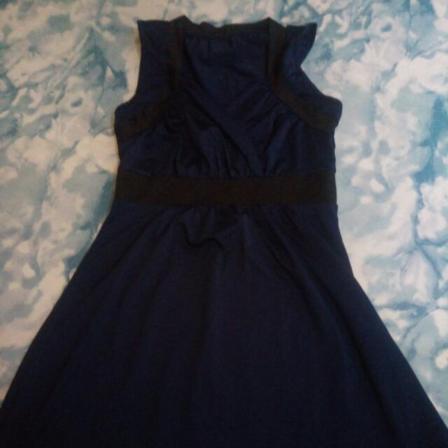 Cocktail Dress Blue