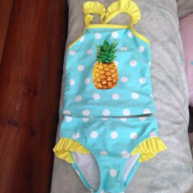 US Bought Girl's Swim Wear