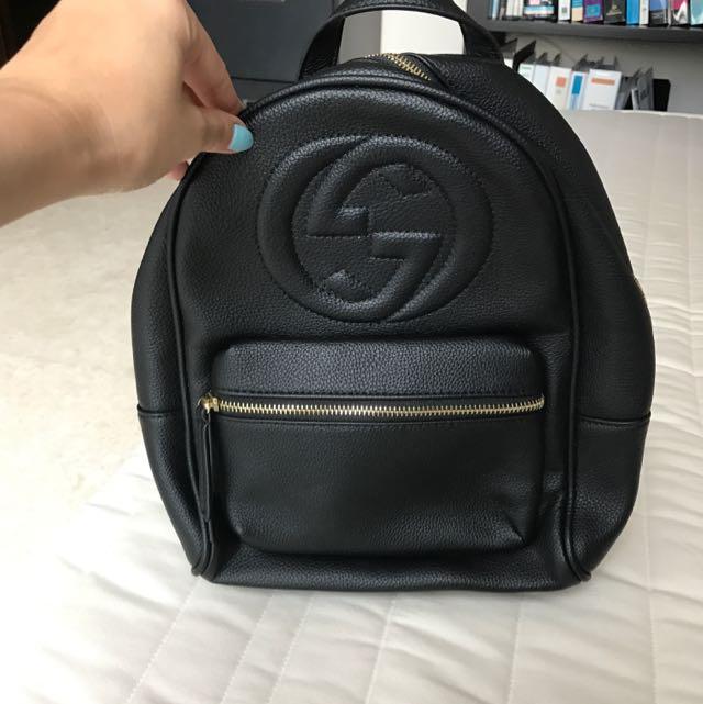 Gucci Bagpack Premium